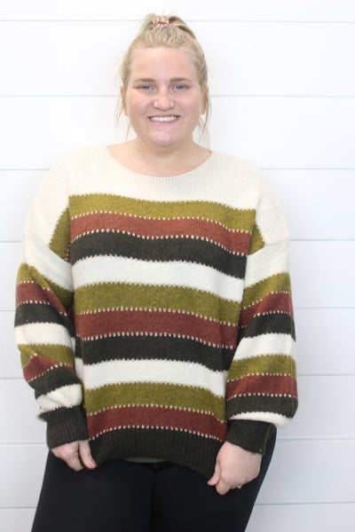 Spice It Up Sweater