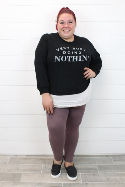 The Doin' Nothin' Top
