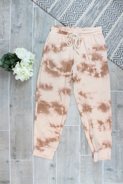 Pretty Girl Tie Dye Joggers