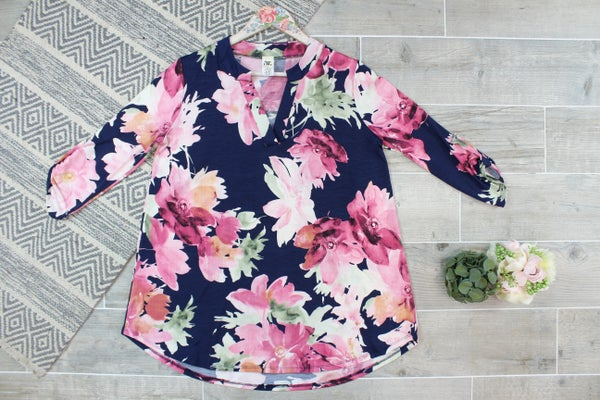 All The Floral Gabby