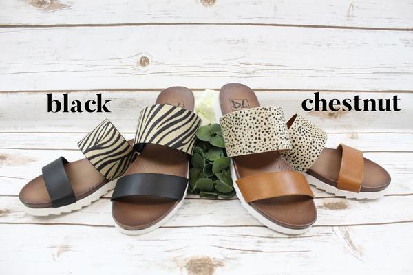 Summer Loving Sandal