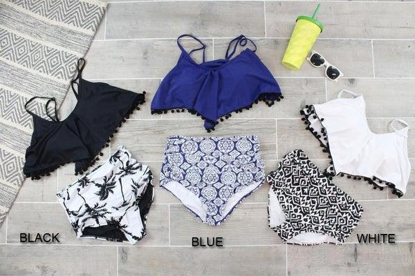 Talk About Tassels  Bikini