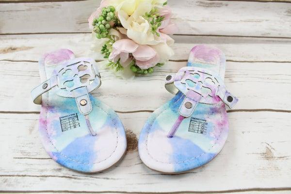 Starlight Tie Dye Sandals