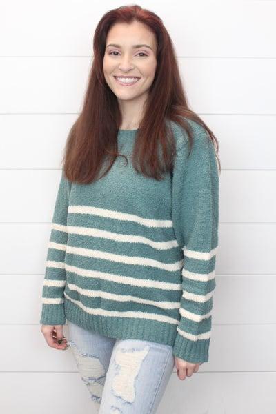 The Boyfriend Sweater