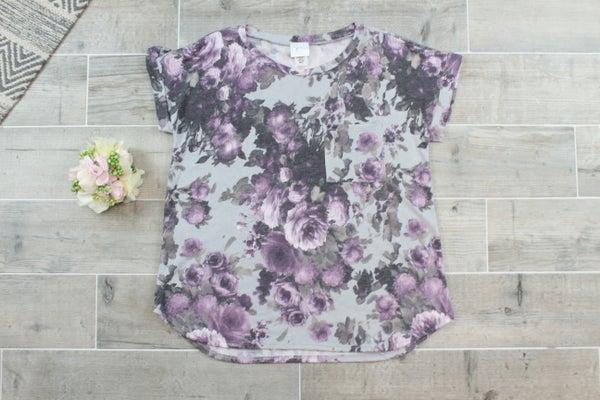 Floral Lovin' Top