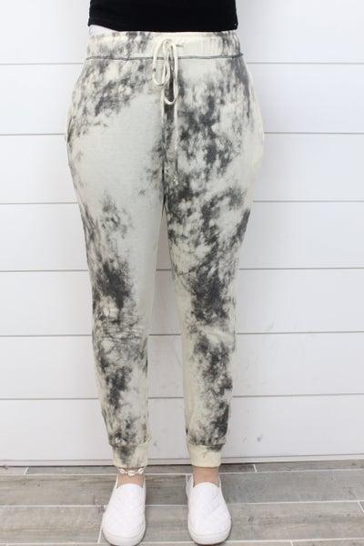 Marble Dreams Lounge Pants