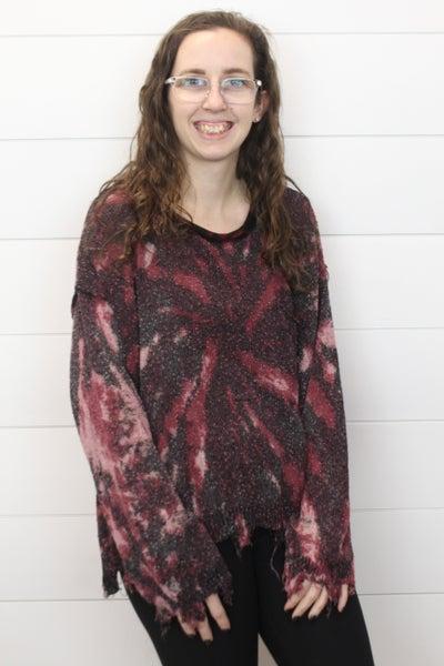 Galaxy Wishes Sweater