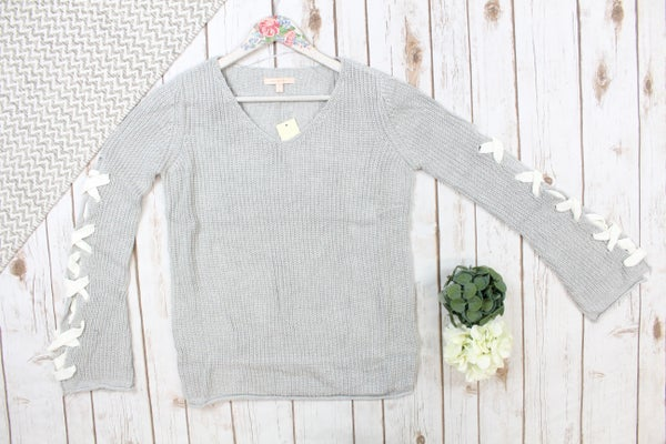 Very V-Neck Sweater