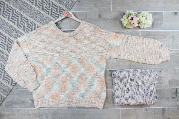 Confetti Poppin Sweater