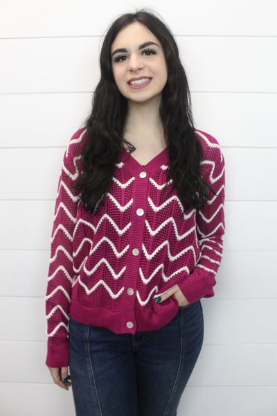 Lunch Break Sweater Cardi