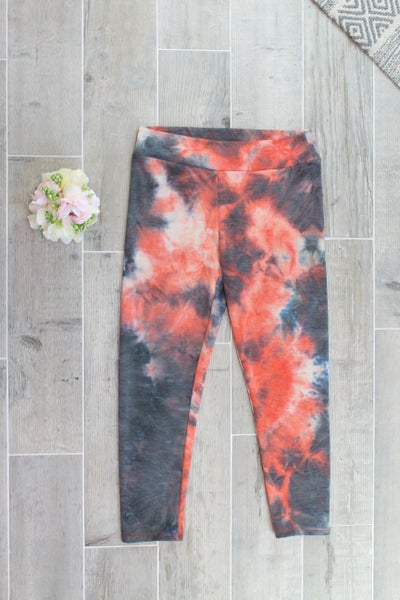 The Volcanic Eruption Lounge Pants