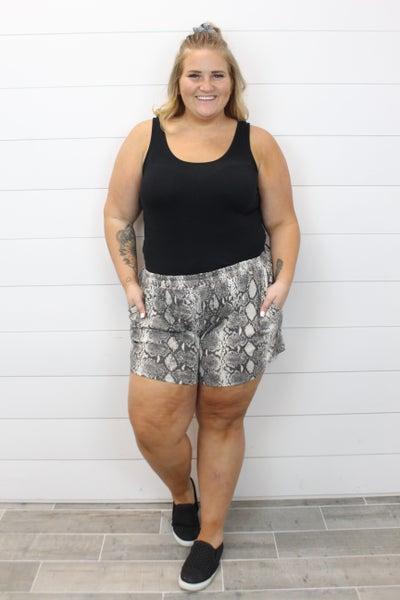 Slitherin' Shorts