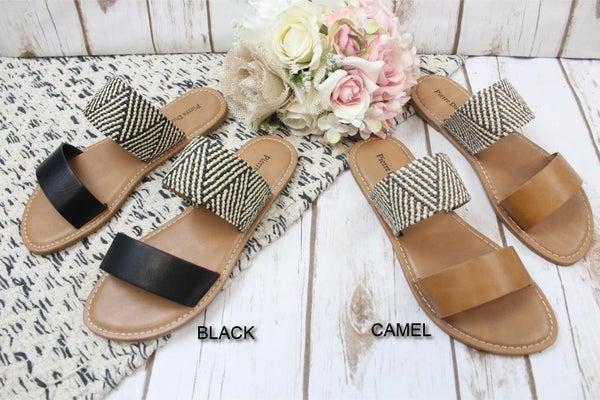 Saucy Beach Sandal