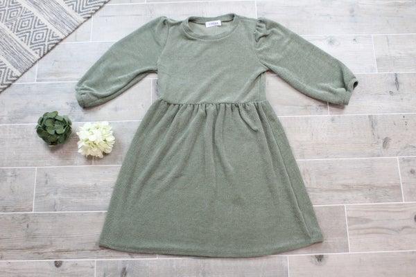 Olive This Mini Dress