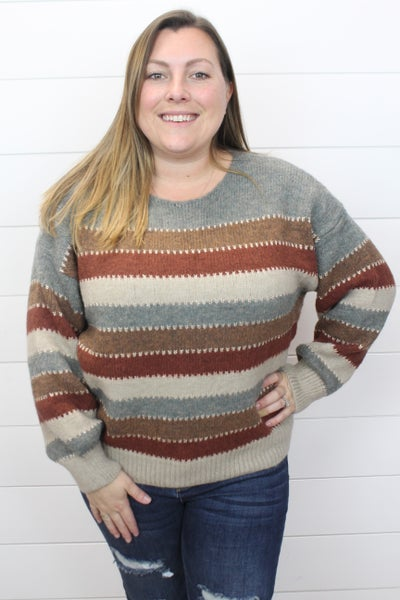 All About Winter Sweater