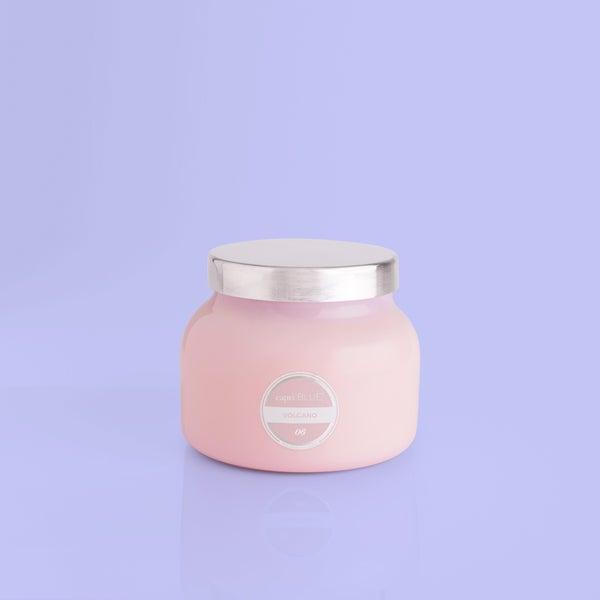 Capri Blue Bubblegum Pink Petite Jar - Volcano Scent