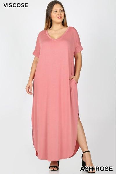 Plus Size Zenana Dress