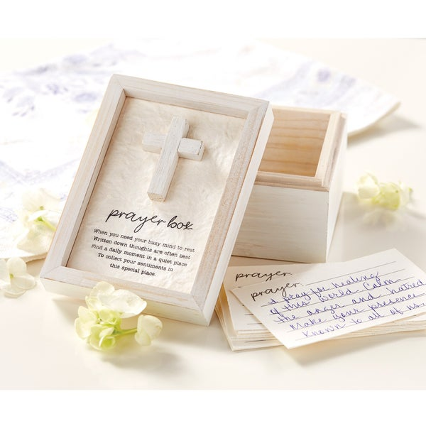 Mud Pie Prayer Box Set