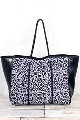 London Neoprene Tote Bag