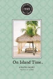 On Island Time Sachet