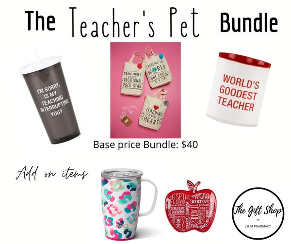 The Teacher's Pet Bundle