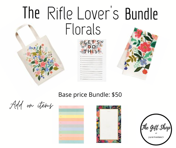 The Rifle Lover's Bundle - Floral