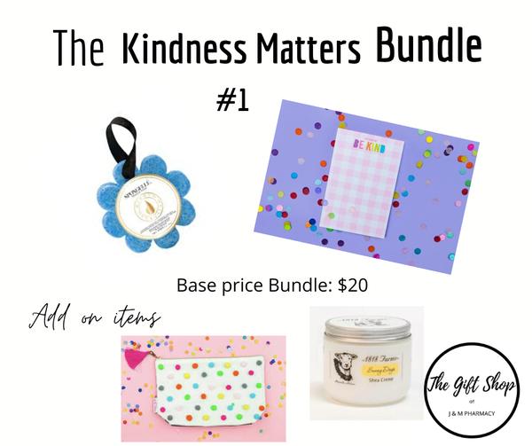 The Kindness Matters Bundle #1
