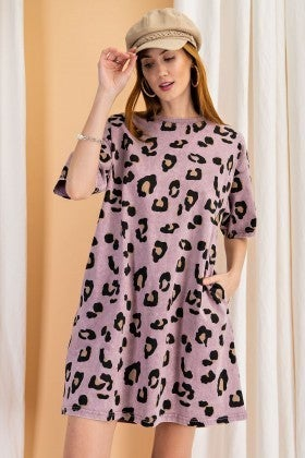 Love Me Leopard Dress