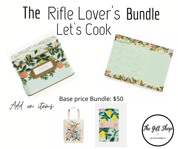 The Rifle Lover's Bundle - Let's Cook