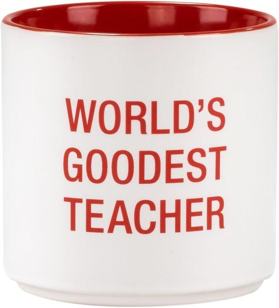 Teacher Pencil Cup