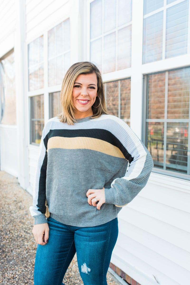 Cinnamon Sugar Sweater