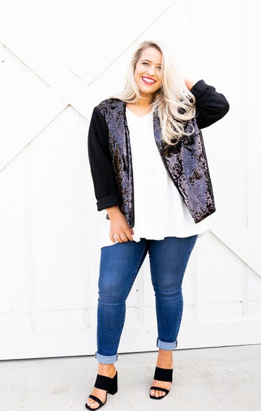 Glam It Up Jacket