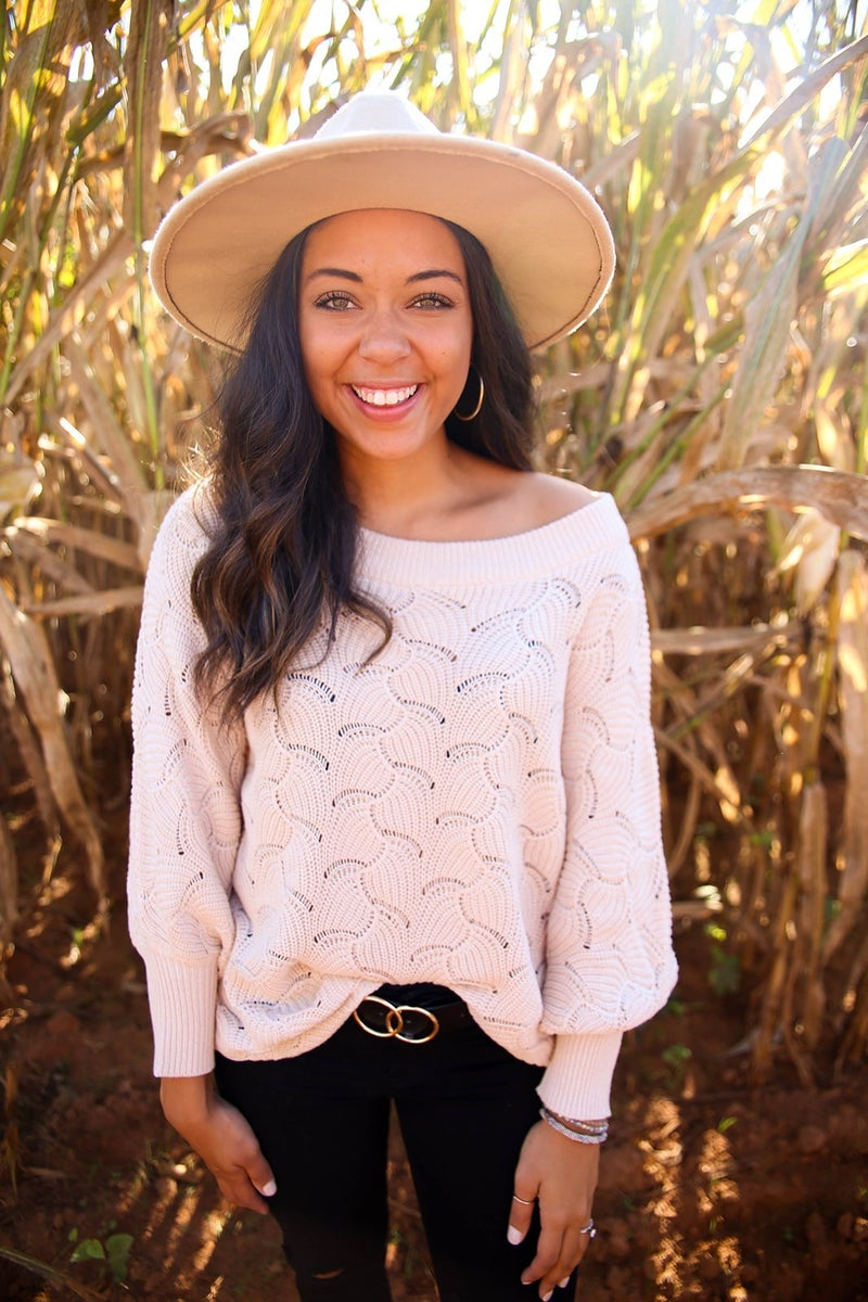 Autumn Love Sweater