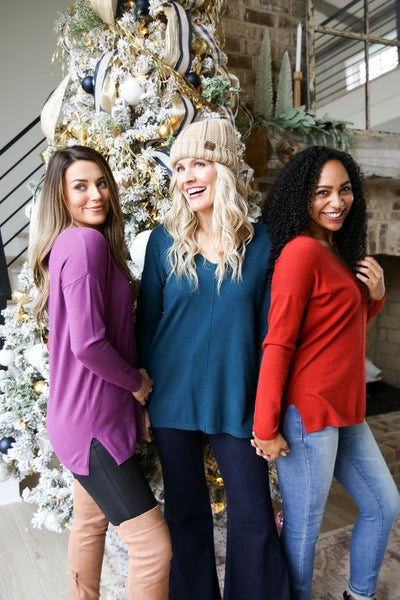 So Luxe - Best Selling Black Friday Sweater