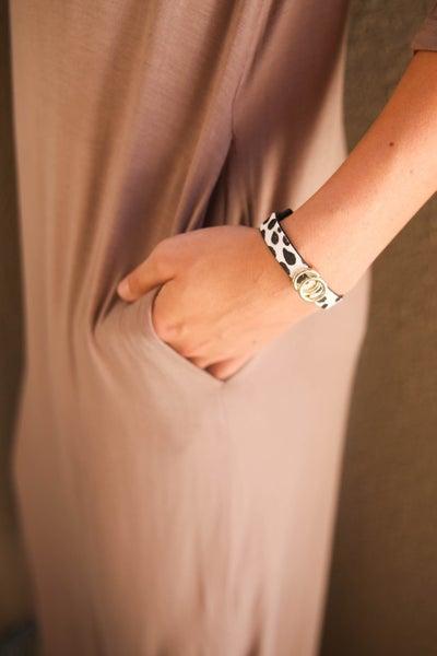 Double Ring Bracelet *Final Sale*