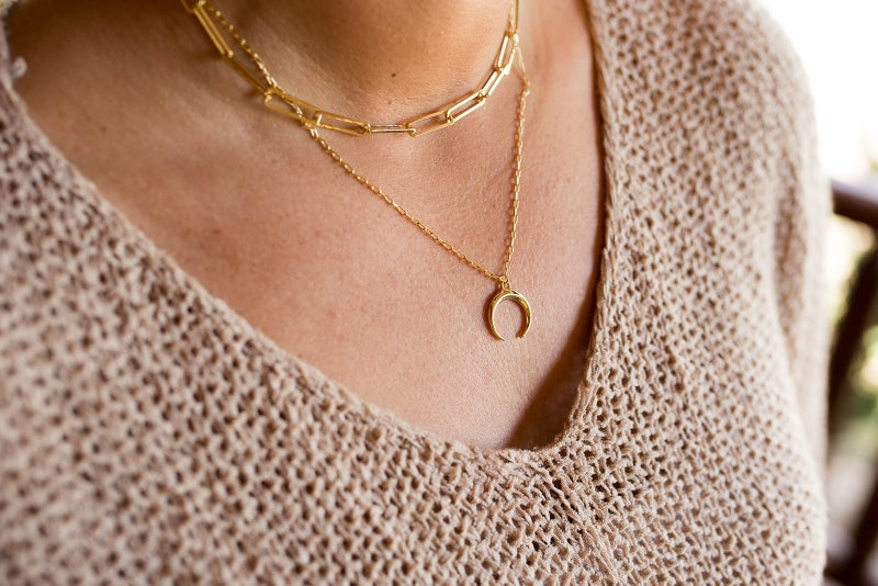 The Amberly Necklace *Final Sale*