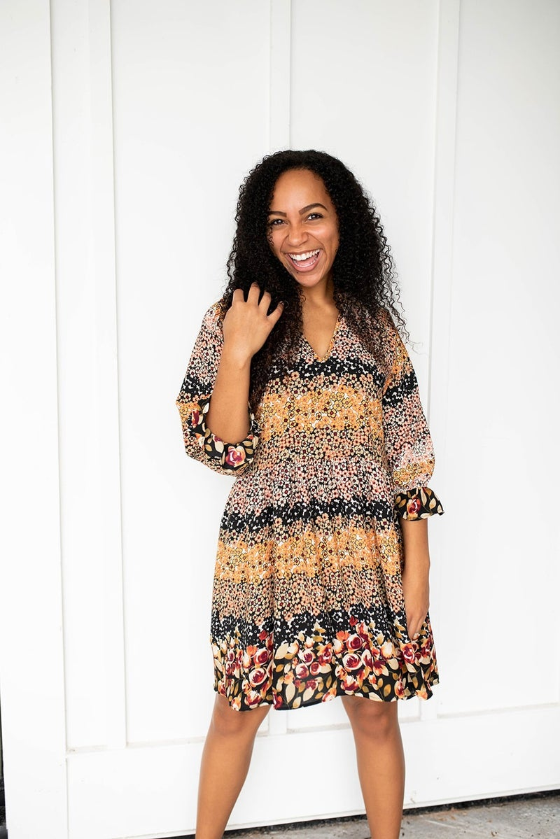 Falling for Florals Dress