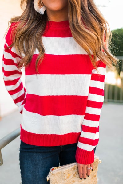 Make It Right Sweater