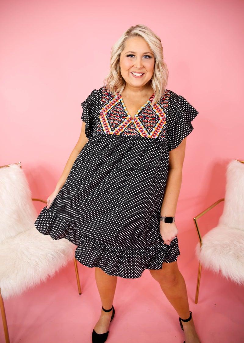 Southwest Spring Dress