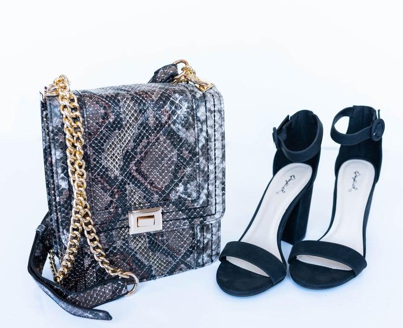 The Amelia Handbag *Final Sale*