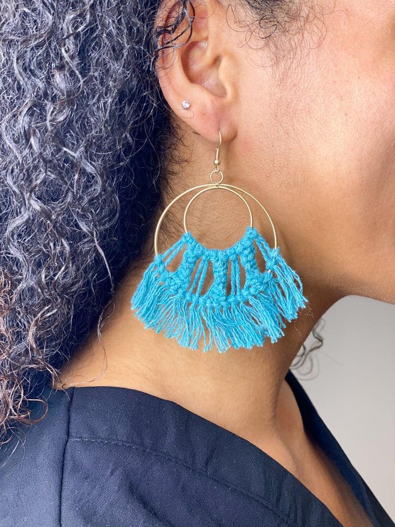 Color My World Earrings