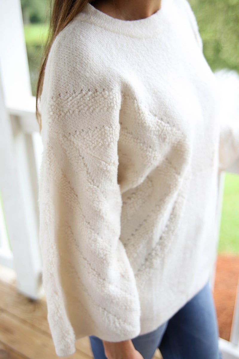 Cozy Up to Me Sweater
