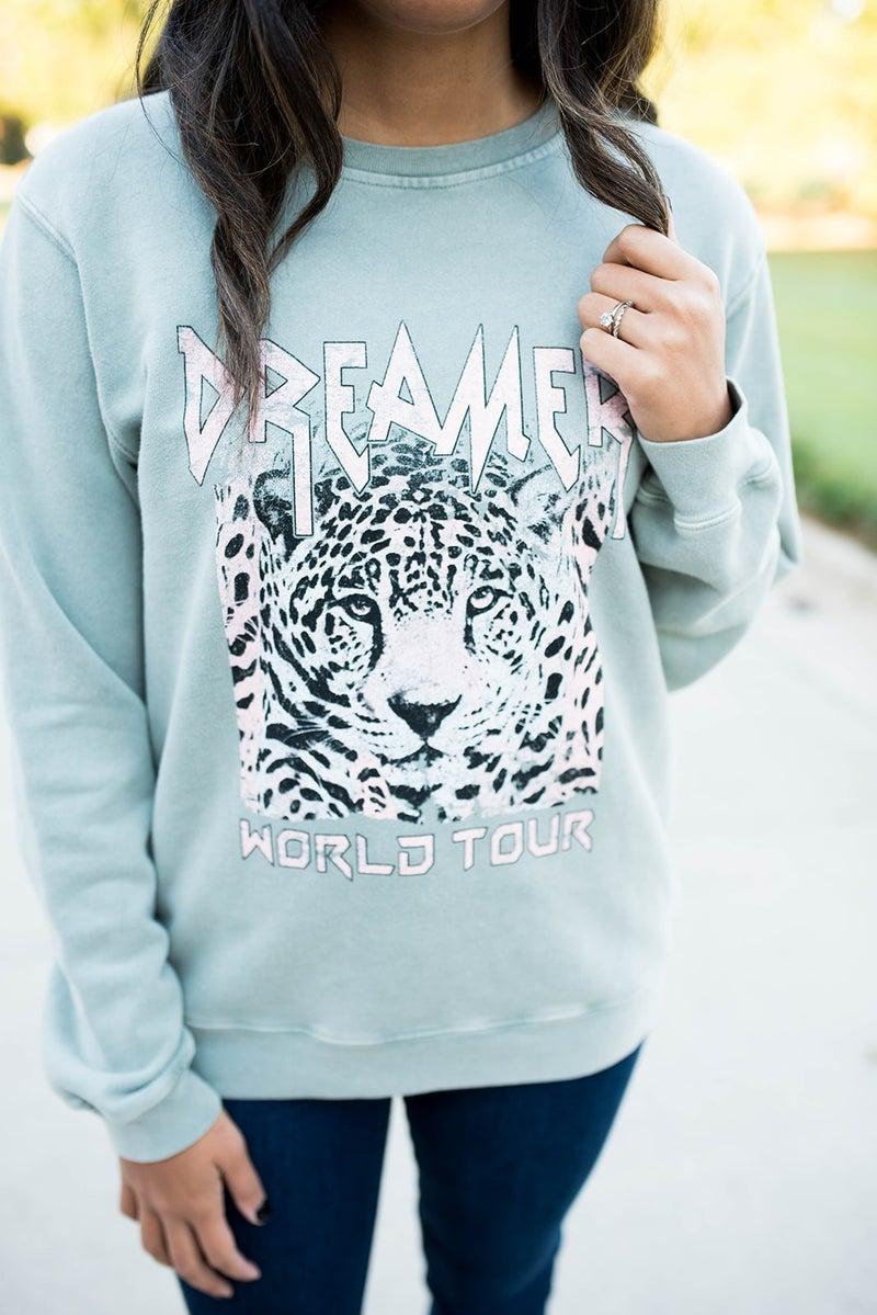 Dreamer World Tour Sweatshirt