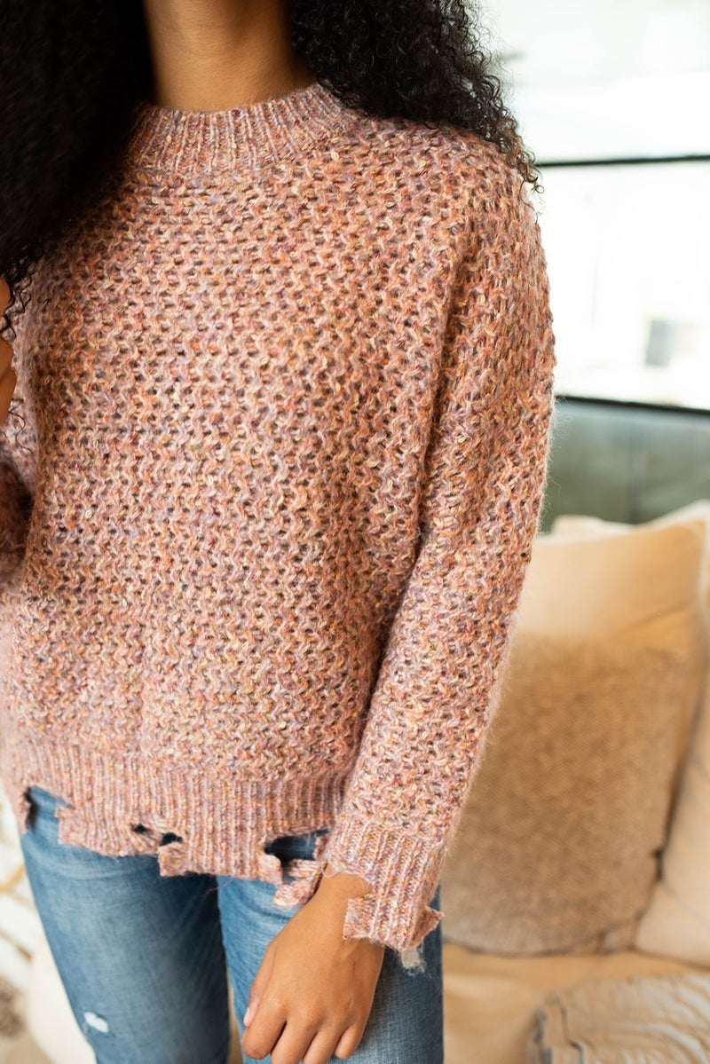 The Danielle Sweater