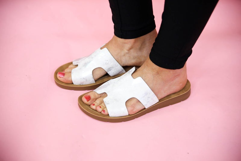 Corkys' Step Into Style Sandals