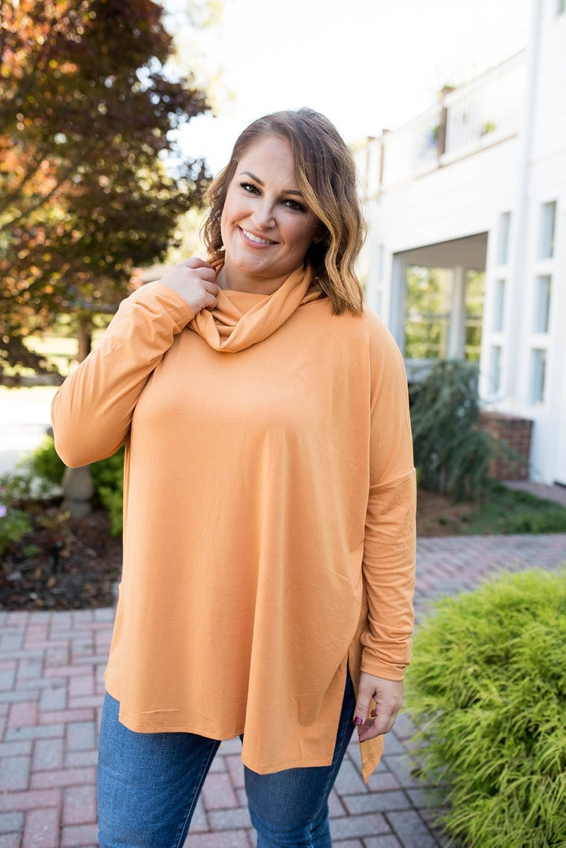 Fall Time Essential Top - HOT PINK DEAL!