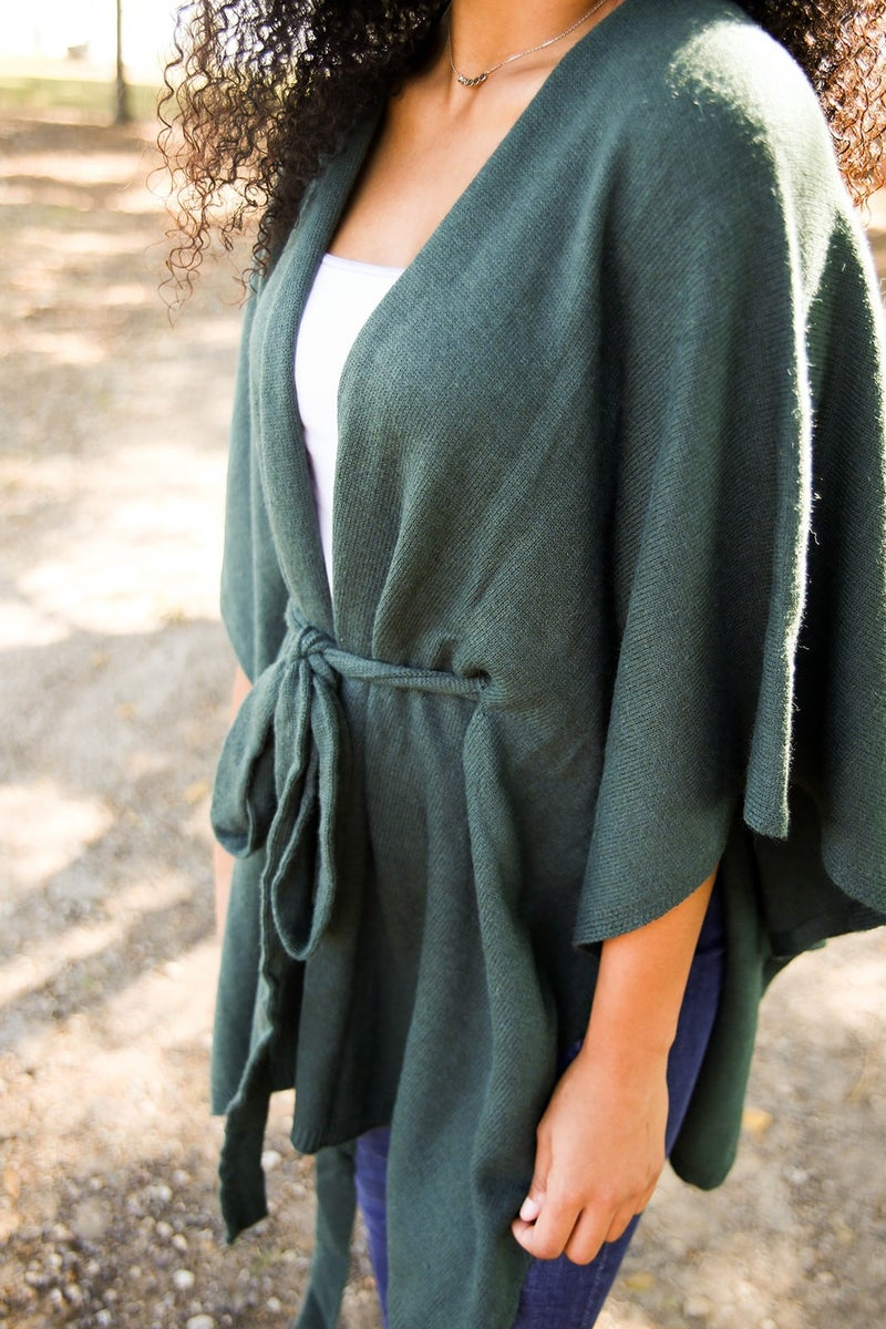 Sound of Crunching Leaves Cardigan