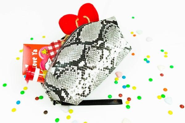 Hot Pink Deal - On the Go Makeup Bag
