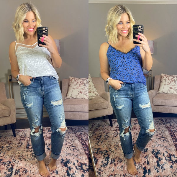 New & Improved Boyfriend Jeans