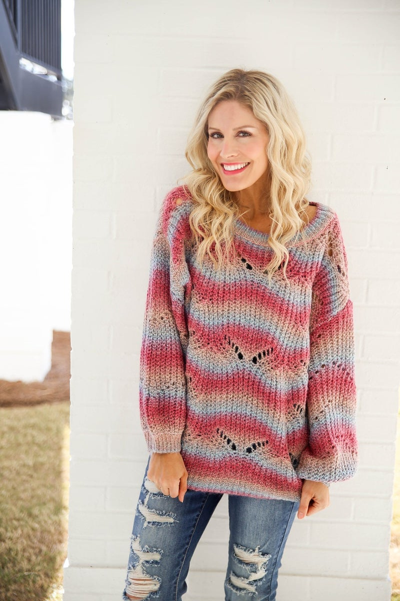 Memories of Us Sweater